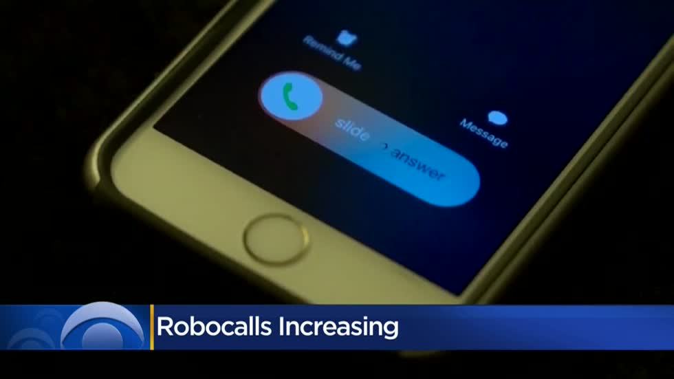 'Don't pick up the phone:' Robocalls growing in Wisconsin, 414 impacted most