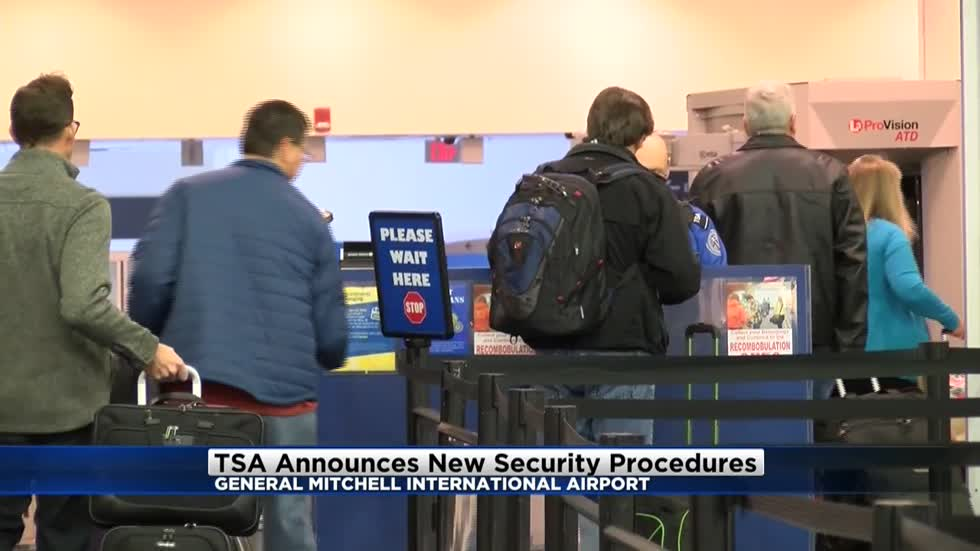 TSA announces new security procedures