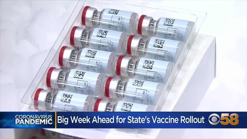March marks steps forward for Wisconsin's vaccination efforts
