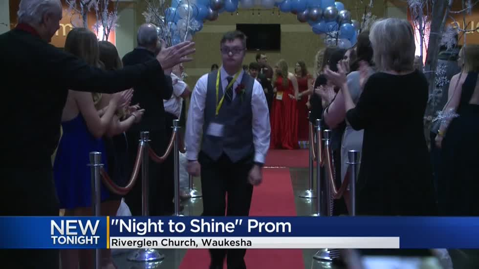 Third annual 'Night to Shine' brings prom to people of all abilities