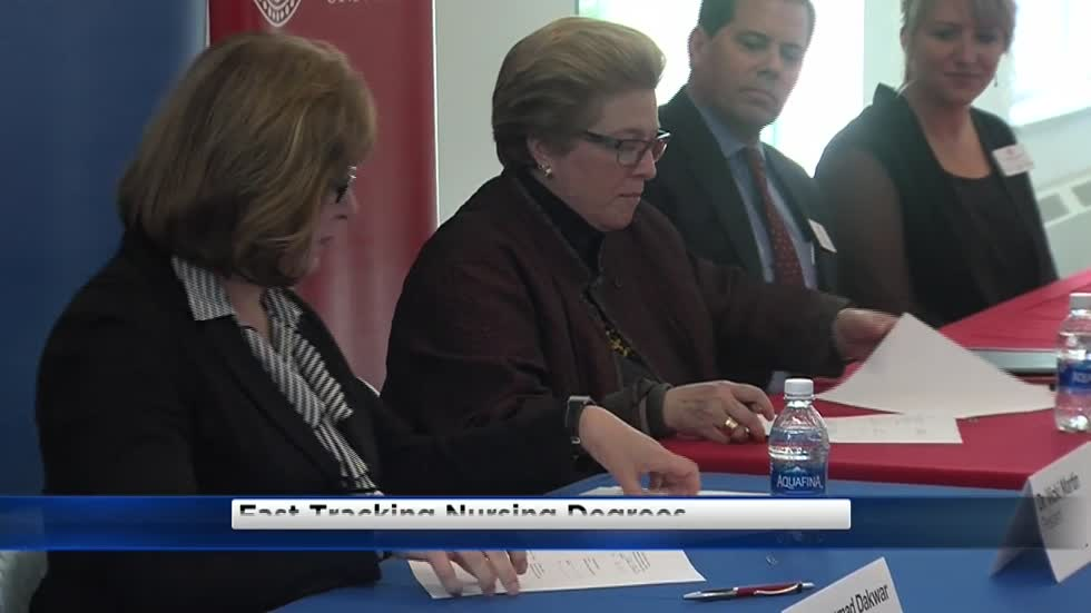 MATC and Cardinal Stritch University team up to fast track nursing degrees