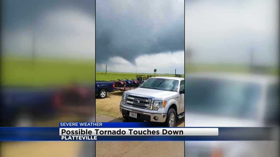 UPDATE: Two tornadoes in Lafayette County rated EF-0