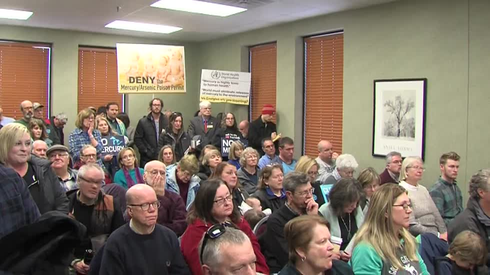 Oak Creek residents demanding better protections from power plant pollutants