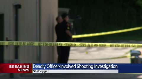 Deadly officer-involved shooting under investigation in Sheboygan
