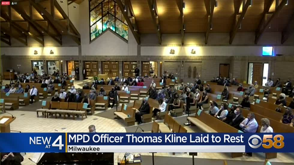 Milwaukee Police Department mourns the loss of Officer Thomas Kline