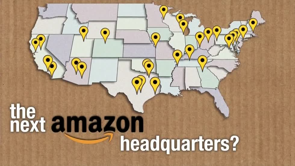 Milwaukee doesn't make cut for Amazon's second U.S. headquarters