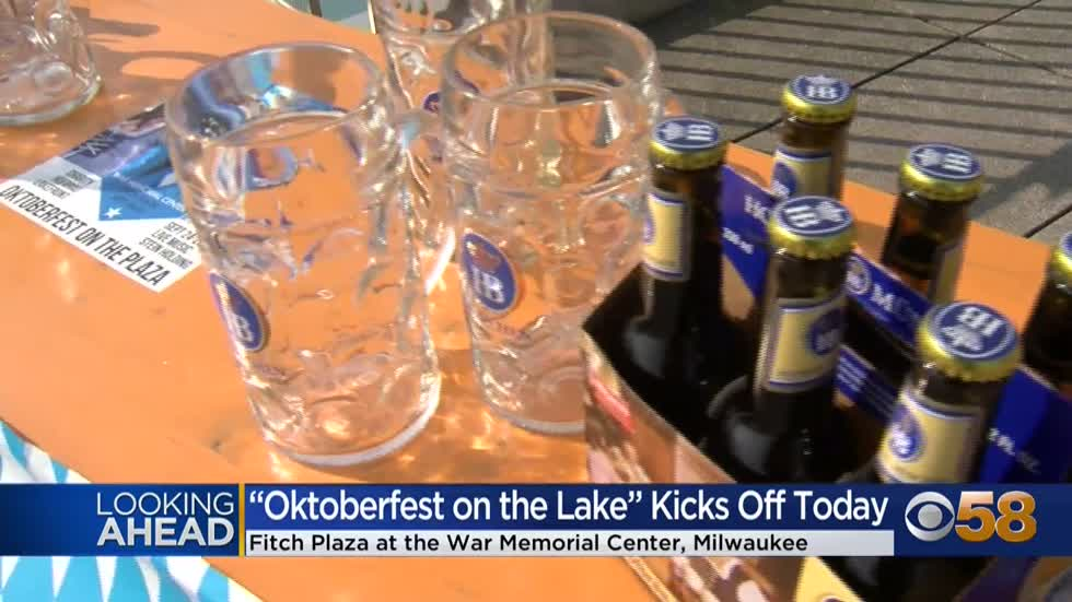Prost!  Kegel's Inn bringing Oktoberfest to Milwaukee's War Memorial Center starting today