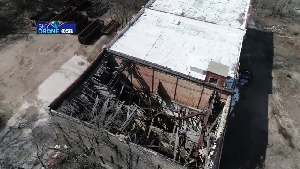 Arson suspected in damage to one of Milwaukee's oldest breweries
