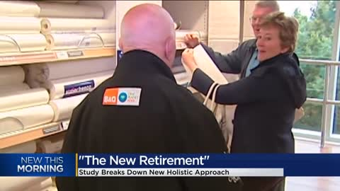 Future of retirement to take more holistic approach