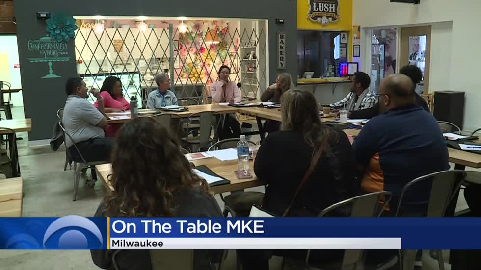Annual event encourages people to create conversation, share ideas and take action to better Milwaukee area