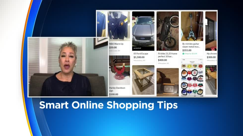 Expert offers online shopping tips for families during pandemic