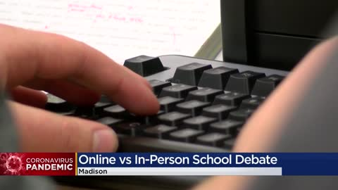 Teachers' unions continue pressure on Evers to order virtual...
