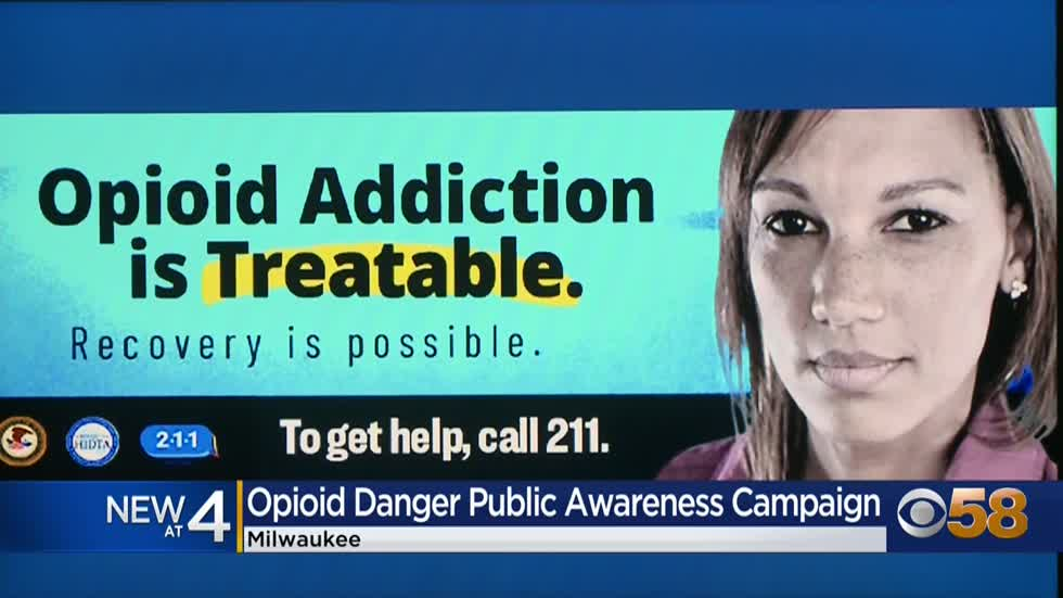 New campaign aims to reduce opioid overdose deaths