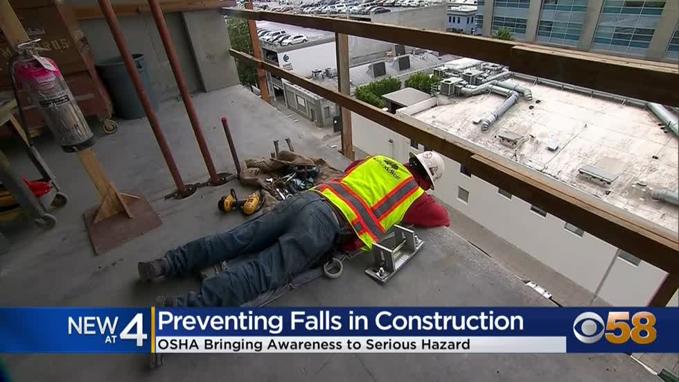 OSHA brings awareness to construction hazards with 'Prevent...