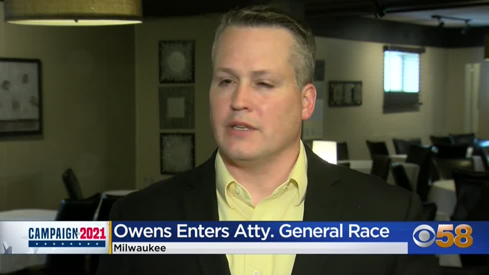 Republican professor Ryan Owens joins Wisconsin attorney general race