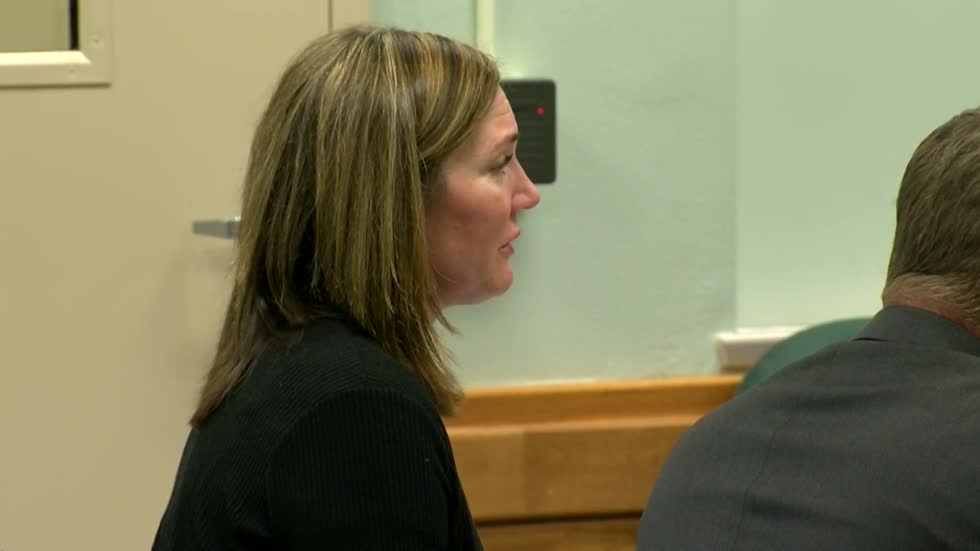 """I'm disgusted with myself:"" Woman sentenced for OWI crash that caused man to lose leg"