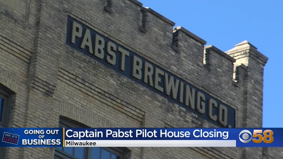 Captain Pabst Pilot House to permanently close taproom in December