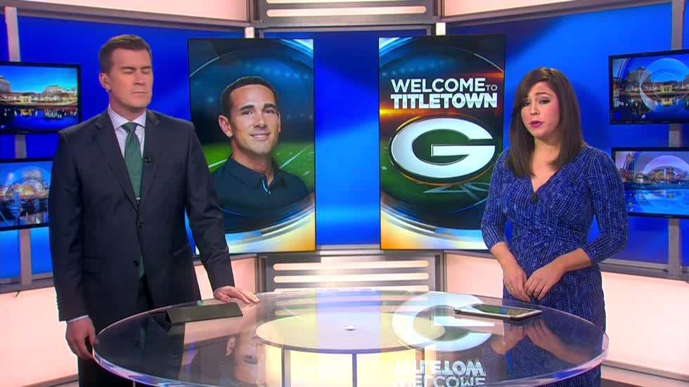 Packers introduce new head coach Matt LaFleur