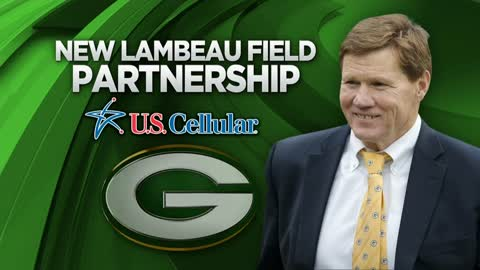 Packers announce new partnership with U.S. Cellular