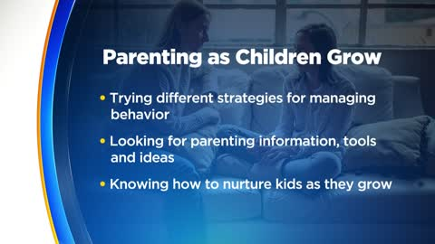 The Parenting Network offers tips for keeping families strong