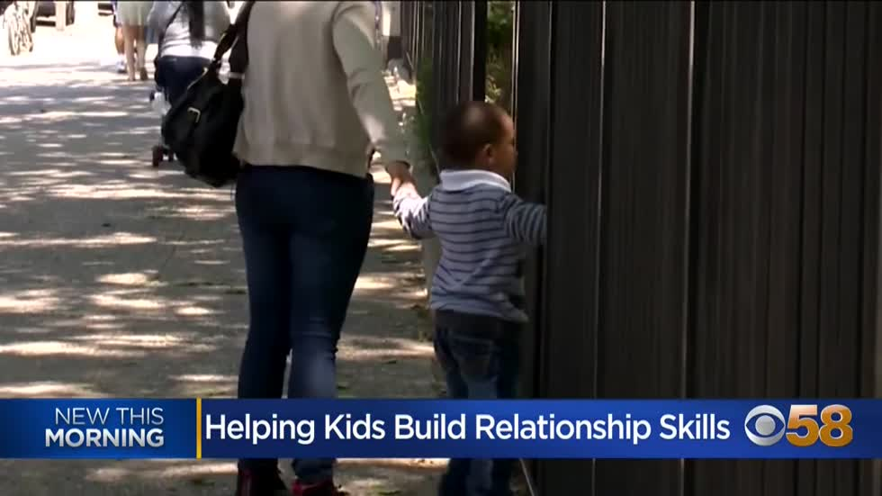 The Parenting Network discusses relationship skills, how to help...