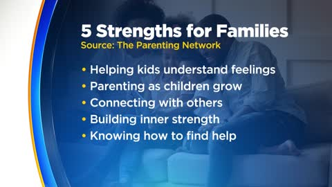 The Parenting Network: How to find help, support for families