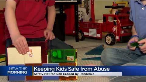 The Parenting Network: How to keep kids safe from abuse, neglect
