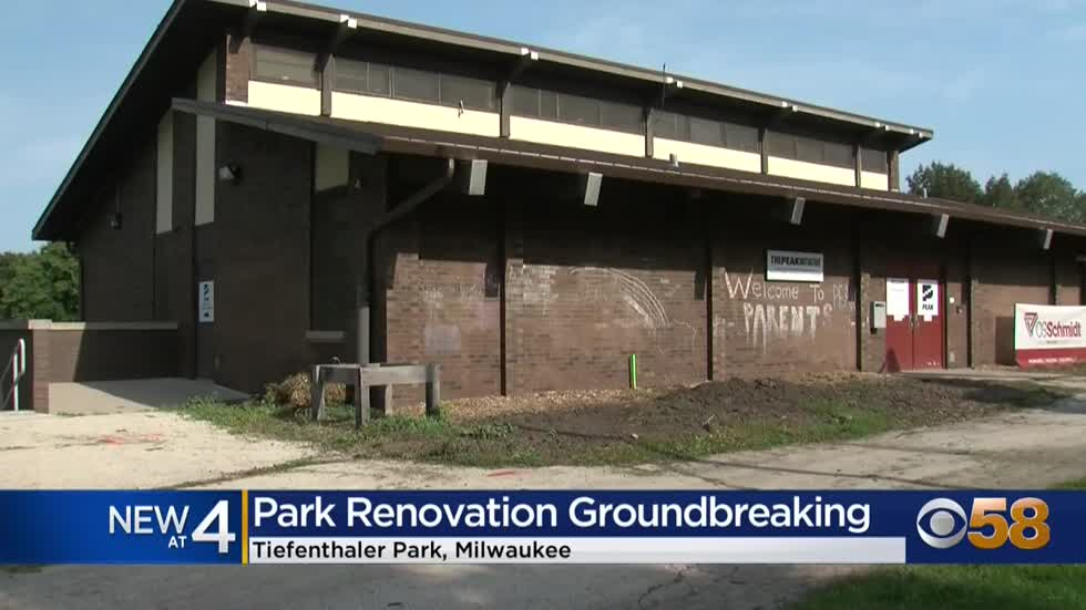 Groundbreaking kicks off multi-million dollar renovation at Tiefenthaler...