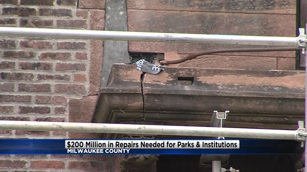 Report: Several Milwaukee recreation sites need to be repaired or replaced