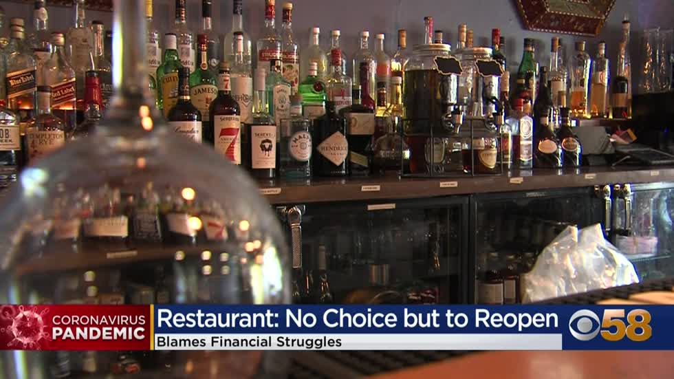 Popular Milwaukee restaurant reopens during pandemic after taking major financial hit