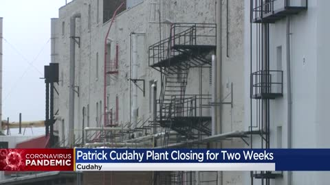 Union calls for two-week shutdown of Patrick Cudahy plant for cleaning, sanitation due to COVID-19