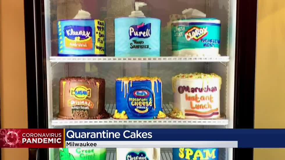 Milwaukee's Classy Girl Cupcakes launches quarantine cake collection
