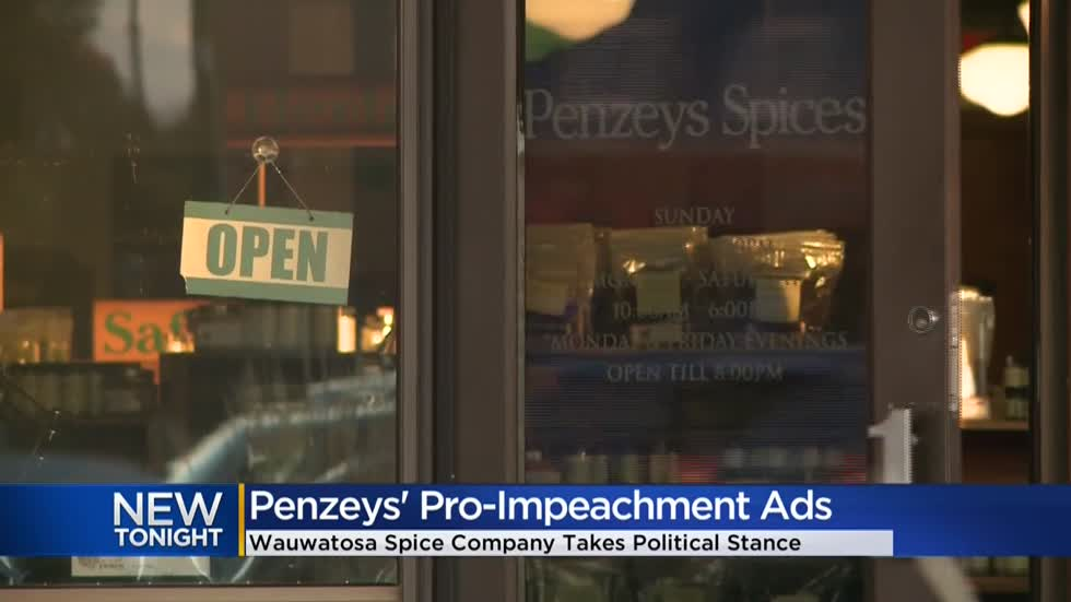Penzeys Spices claims business is hot following political post and online campaign