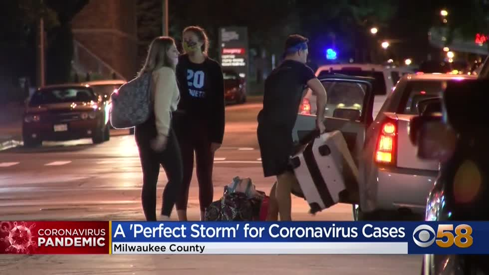 Milwaukee County health leaders warn of 'perfect storm' of...