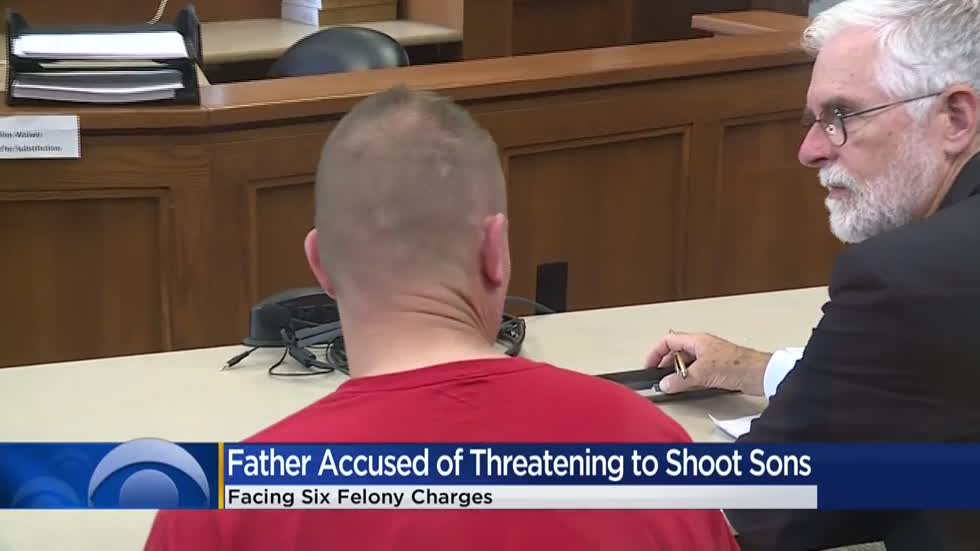 Waukesha man facing six felony charges for child abuse after allegedly threatening sons with gun