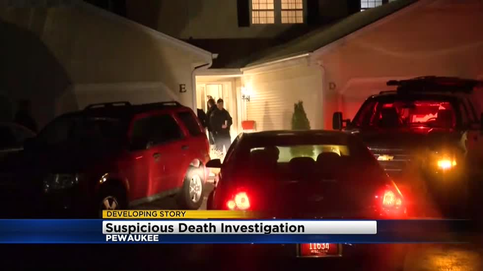 UPDATE: Suspect arrested for homicide after suspicious death at Pewaukee apartment complex