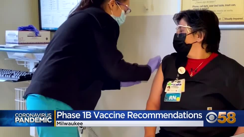 Deadline for public comment on COVID-19 vaccine recommendations...
