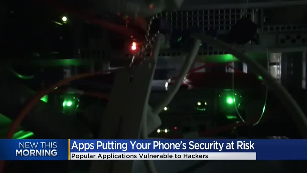 Researchers find security flaws in phone apps, encourage people to install mobile security programs