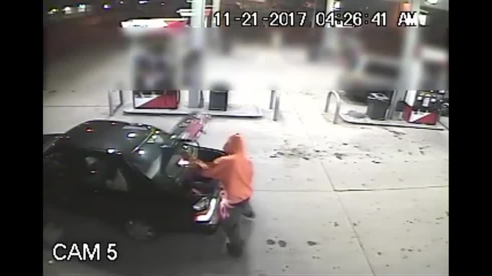 Police release new surveillance video in 13th Street hit-and-run, working to find suspect