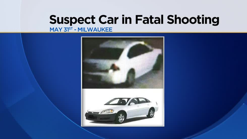 Police looking for car related to murder of Milwaukee bartender