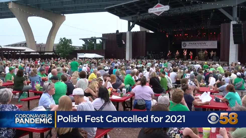 Polish Fest cancels 2021 summer event