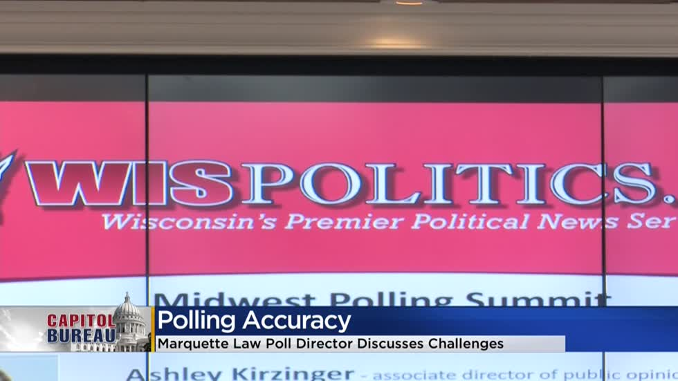 Experts discuss polling accuracy ahead of 2020 elections