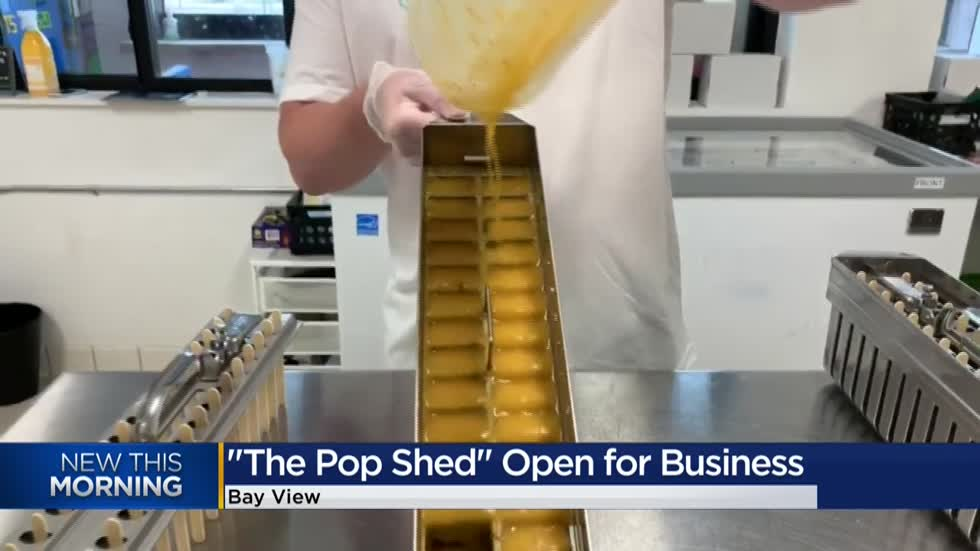 'Pete's Pops' popping up everywhere -- there's even a new walk-up window in Bay View