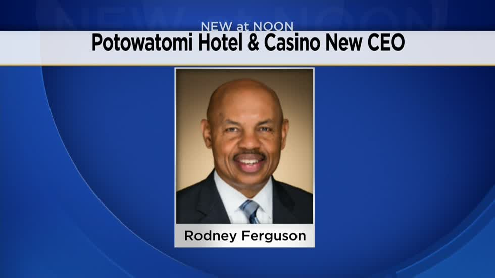 Potawatomi Casino and Hotel names new CEO