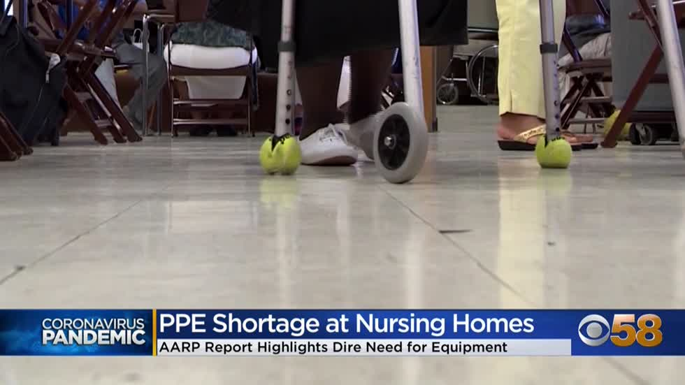 Staffing, PPE 'careening towards crisis status' for hospitals, nursing homes