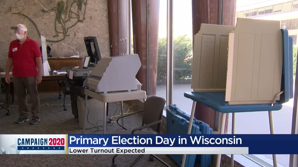 Primary Election Day: Huge absentee vote in Wisconsin 🗳️