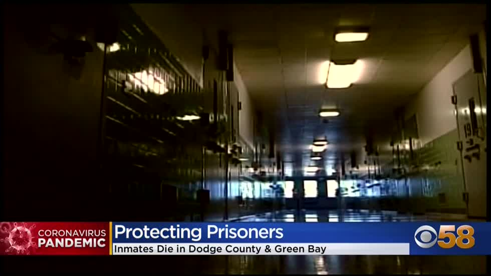 2 prisoners at Dodge County Correctional Institution die after contracting COVID-19