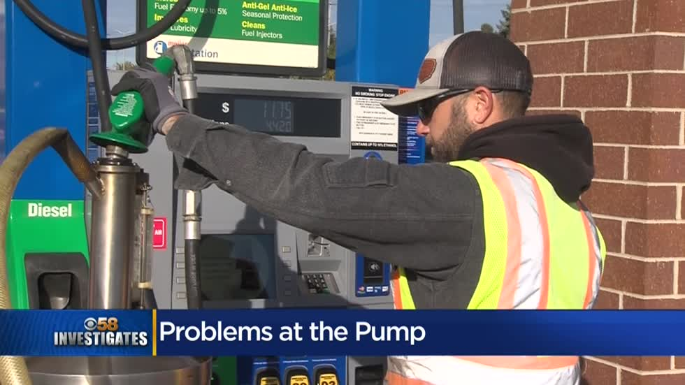 CBS 58 Investigates: Problems at the Pump