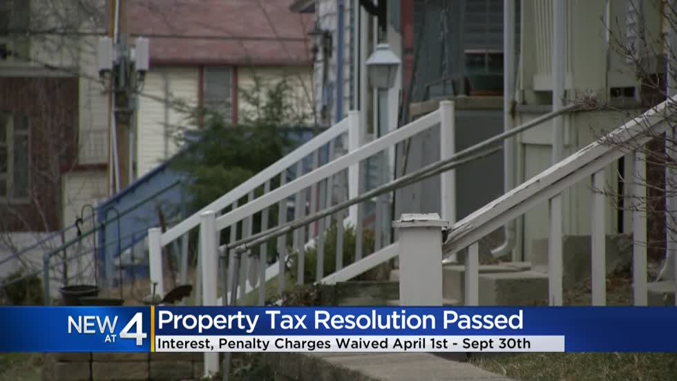 Common Council passes property tax resolution waiving interest, penalty charges