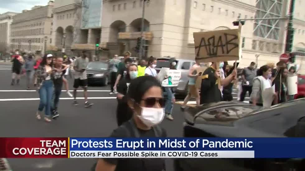 Milwaukee leaders and doctors concerned of potential COVID-19 spike after four days of protests